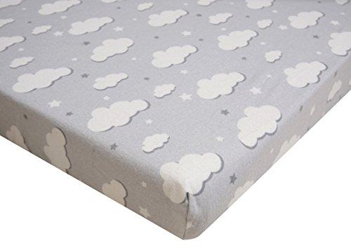 Pack N Play Playard Sheet 100 Premium Cotton Flannel