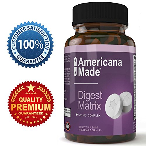 Digestive Enzyme Supplement With Amylase Bromelain Lipase