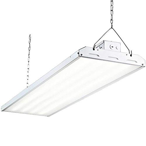 2 u2032 led linear high bay shop light fixture 165w 21450